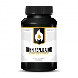 Manarchy Burn Replicator