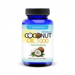 Extra Virgin Coconut Oil 1000