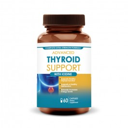 Advanced Thyroid Support with Iodine