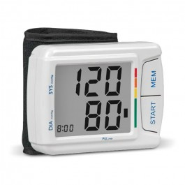 Automatic Digital Blood Pressure Wrist Monitor