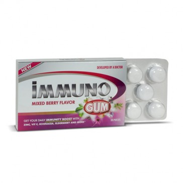 Immuno Gum | Bulu Box - sample superior vitamins and supplements