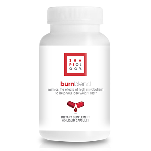 Shapeology Burn Blend | Bulu Box Sample Superior Vitamins and Supplements