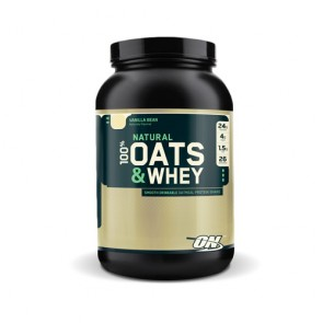 100% Oats & Whey Vanilla Bean | Bulu Box - Sample Superior Vitamins and Supplements