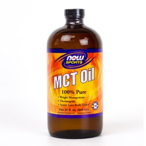 Now Sports 100% Pure MCT Oil | Bulu Box - Sample Superior Vitamins and Supplements
