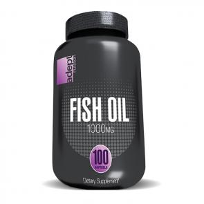 Adept Nutrition Fish Oil | Bulu Box - Sample Superior Vitamins and Supplements