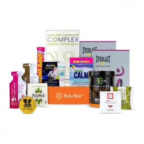 Limited Edition New Year New You Box | Bulu Box - sample superior vitamins and supplements
