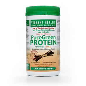 Vibrant Health PureGreen Protein | Bulu Box - sample superior vitamins and supplements