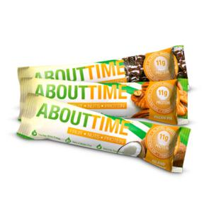 About Time Fruit, Nuts & Protein Bars Group | Bulu Box - sample superior vitamins and supplements