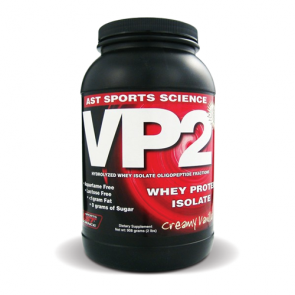 AST VP2 Whey Isolate Creamy Vanilla | Bulu Box - sample superior vitamins and supplements