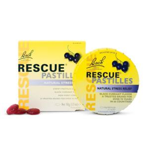 Rescue Remedy Pastilles Black Currant  | Bulu Box - sample superior vitamins and supplements
