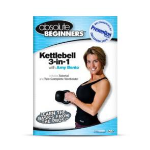 Absolute Beginners: Kettlebell 3-in-1 with Amy Bento | Bulu Box - Sample Superior Vitamins and Supplements