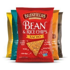 Beanfields Bean & Rice Chips All Flavors 6oz Nacho Pico de Gallo Sea Salt Pepper Unsalted | Bulu Box - sample superior vitamins and supplements