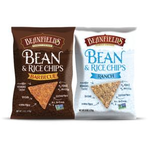 Beanfields Bean & Rice Chips 5.5oz Bags Barbeque BBQ Ranch | Bulu Box - sample superior vitamins and supplements