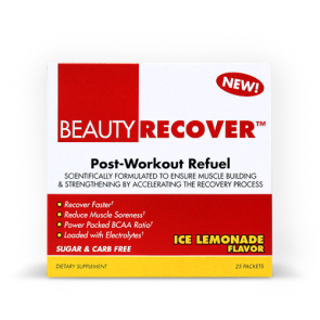 BeautyRecover Ice Lemonade | Bulu Box - sample superior vitamins and supplements