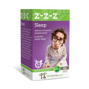 BioTerra Herbs Sleep... z-z-z | Bulu Box - sample superior vitamins and supplements