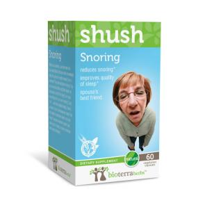 BioTerra Herbs Snoring... shush |  | Bulu Box - sample superior vitamins and supplements