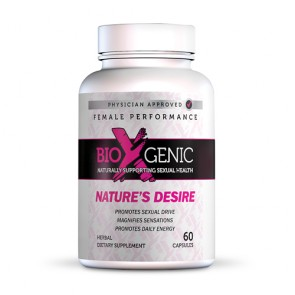 BioXGenic Nature's Desire  | Bulu Box - sample superior vitamins and supplements