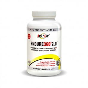 Body360 Endure360 | Bulu Box - Sample Superior Vitamins and Supplements