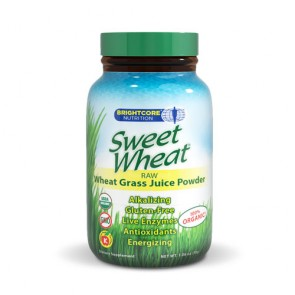 Brightcore Nutrition Sweet Wheat Powder | Bulu Box - sample superior vitamins and supplements