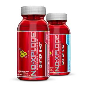 BSN N.O. XPLODE Igniter Shot | Bulu Box Sample Superior Vitamins and Supplements