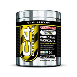 Cellucor C4 Extreme Fruit Punch | Bulu Box - sample superior vitamin and supplements