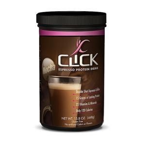 Click Espresso Protein Drink Mocha | Bulu Box - sample superior vitamins and supplements