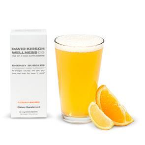 David Kirsch Wellness Energy Bubbles | Bulu Box - sample superior vitamins and supplements