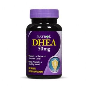 Natrol DHEA 50 mg | Bulu Box - sample superior vitamins and supplements