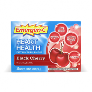 Emergen-C Heart Health | Bulu Box - sample superior vitamins and supplements