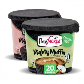Flap Jacked Mighty Muffin | Bulu Box - sample superior vitamins and supplements