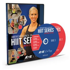 ACE HIIT Series DVD with Chris Freytag | Bulu Box
