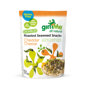 GimMe Seaweed Snack Crumbles | Bulu Box - sample superior vitamins and supplements
