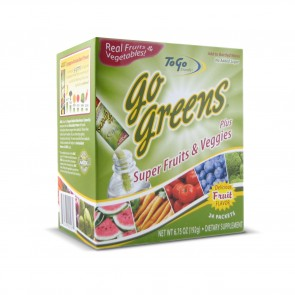 Go Greens | Bulu Box - sample superior vitamins and supplements