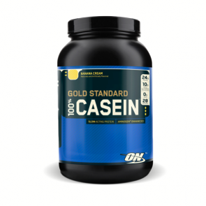 Gold Standard 100% Casein Banana Cream | Bulu Box - Sample Superior Vitamins and Supplements