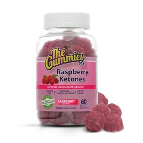 The Gummies Co. Raspberry Ketone Gummies | Bulu Box - sample superior vitamins and supplements