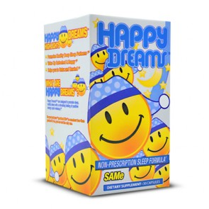 Happy Dreams | Bulu Box - sample superior vitamins and supplements