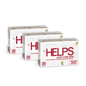 Helps Tea Just for Her   Bulu Box - sample superior vitamins and supplements