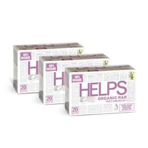 Helps Tea Organic R&R | Bulu Box - sample superior vitamins and supplements