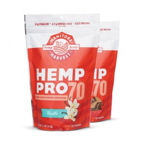 Manitoba Harvest HempPro 70 | Bulu Box - Sample Superior Vitamins and Supplements