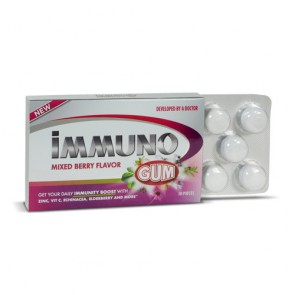 Immuno Gum | Bulu Box - sample superior vitamins and supplements