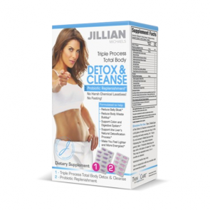Jillian Michaels Detox & Cleanse | Bulu Box - sample superior vitamins and supplements