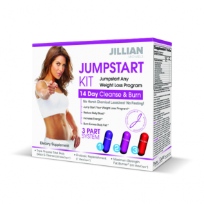 Jillian Michaels Jumpstart Kit | Bulu Box - sample superior vitamins and supplements