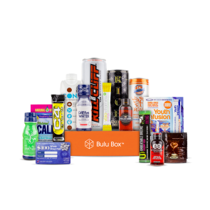 Limited Edition Hydration & Motivation Box | Bulu Box - Sample Superior Vitamins and Supplements