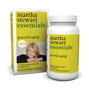 Martha Stewart Essentials Graceful Aging | Bulu Box - sample superior vitamins and supplements
