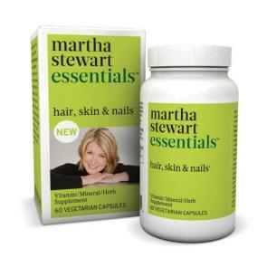Martha Stewart Essentials Hair, Skin, & Nails | Bulu Box - sample superior vitamins and supplements