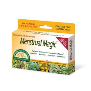 Natural Miracles Menstrual Magic | Bulu Box - samples superior vitamins and supplements