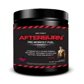 Mike Chang's AfterBurn Fuel | Bulu Box - Sample Superior Vitamins and Supplements