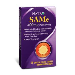 Natrol SAMe | Bulu Box - sample superior vitamins and supplements