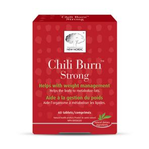 New Nordic Chili Burn | Bulu Box - sample superior vitamins and supplements