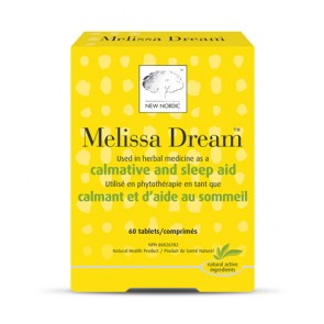New Nordic Melissa Dream | Bulu Box - sample superior vitamins and supplements